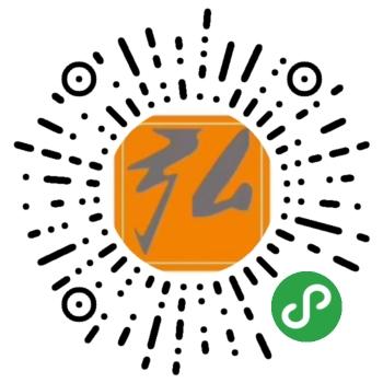 微信弘鑫圆小程序模板二维码