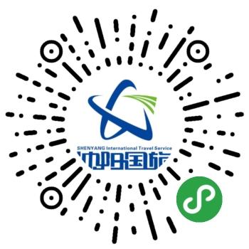 微信沈阳国旅微商城小程序模板二维码